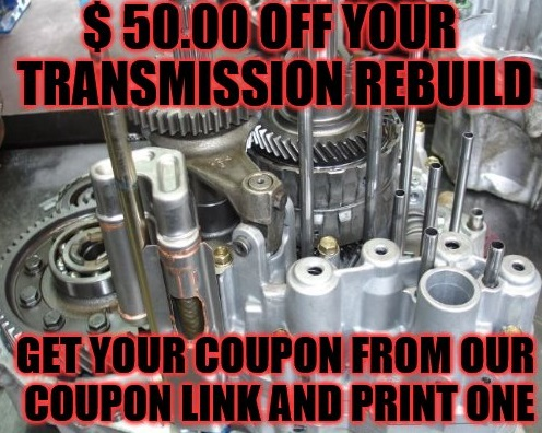 york transmission repair coupon